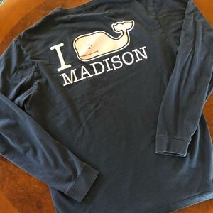 LS Vineyard Vines Madison T Shirt